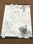 WOLF TUMEAWASE(お月見マンボウ/絵:宵風、企画:月乃きつね):2009年8月16日、成人向