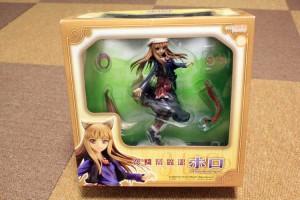 グッドスマイルカンパニー 狼と香辛料 ホロ。2009年5月発売。