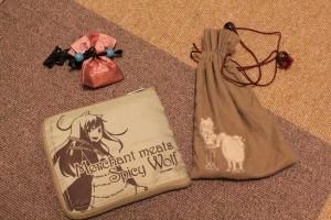麦袋、巾着袋、エコバッグ