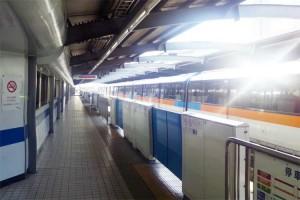 東京モノレール流通センター駅