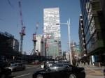 東京駅八重洲口側ブックセンター近く