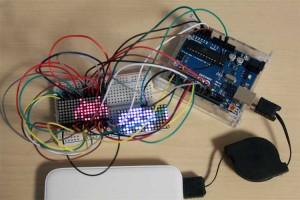 Arduino UNOでちっちゃいーの(の機能)を再現
