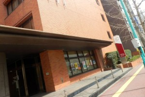 会場のルビーセンター